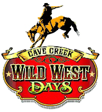 Cave Creek Merchants - Wild West Days - Logo