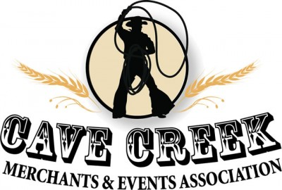 Cave Creek Merchants Sticky Logo