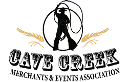 Cave Creek Merchants Mobile Logo
